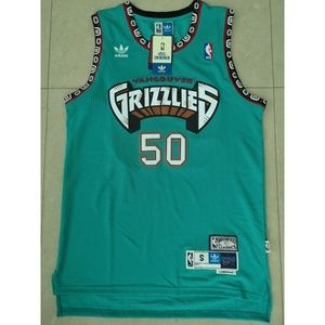 Memphis Grizzlies Bryant Reeves Jersey (1)